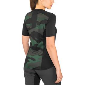 Troy Lee Designs Skyline SS Jersey Women camo/stealth/black